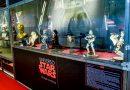 Doce mil quinientas personas han visitado la exposición Universo Star Wars en el palacio del Infante D. Luis 2019