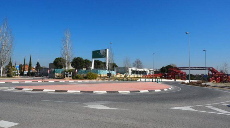 Aprobado el proyecto para la ejecución de la nueva rotonda en la M-513 a la altura de Olivar de Mirabal