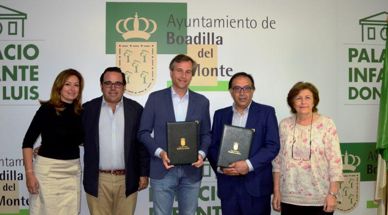 El Ayuntamiento renueva el convenio anual de financiación de las actividades de los mayores