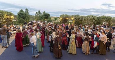 El palacio del Infante D. Luis acogerá un nuevo baile de época este fin de semana