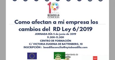 Jornada formativa sobre novedades legales para las empresas en materia de conciliación e igualdad