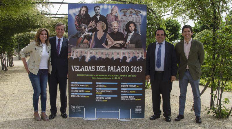 La cantante cubana Omara Portuondo, de gira mundial, plato fuerte de las Veladas del Palacio