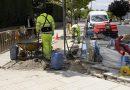 Avanza la renovación integral del alumbrado en la avenida Isabel de Farnesio