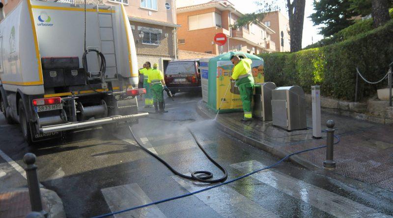 Comienzan las limpiezas 2019 especiales de verano en varias zonas del municipio