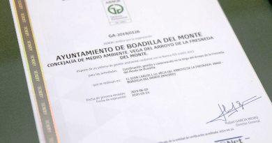 El Ayuntamiento renueva las certificaciones de calidad por su gestión medioambiental