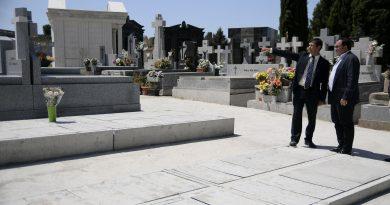 El cementerio municipal aumenta su capacidad