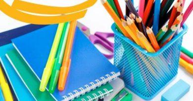 Becas para material escolar 2019