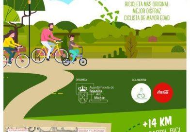 Boadilla celebrará el Día de la Bicicleta el próximo domingo