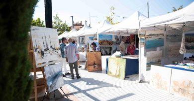Feria del Arte en Boadilla