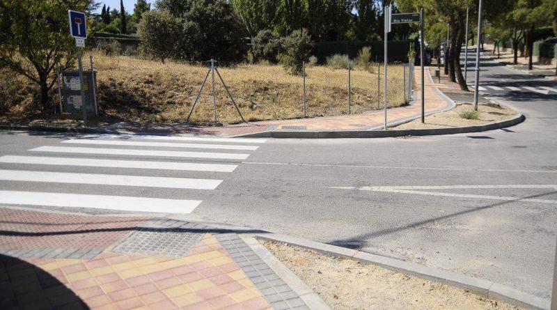 Mejoras en Parque Boadilla 2019