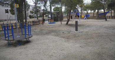Nuevo parque Las Lomas