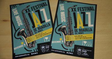 Teleboadilla. XX Festival de Jazz de Boadilla del Monte 2019