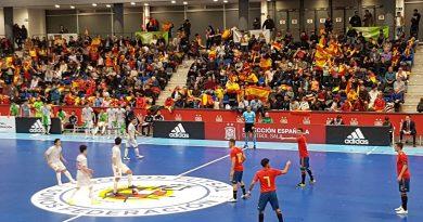 Teleboadilla. España Japón fútbol sala