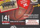 Teleboadilla. Partido solidario veteranos Estudiantes vs Boadilla