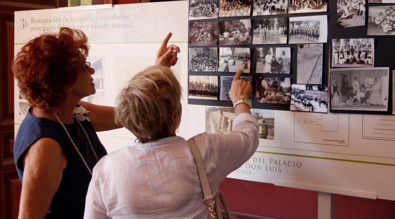 Teleboadilla. El Ayuntamiento rendirá homenaje a las niñas del Palacio, que lo habitaron entre 1944 y 1971