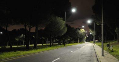 Teleboadilla. Renovación de la iluminación en Montepríncipe