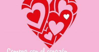 Teleboadilla. Campaña Compra con el Corazón