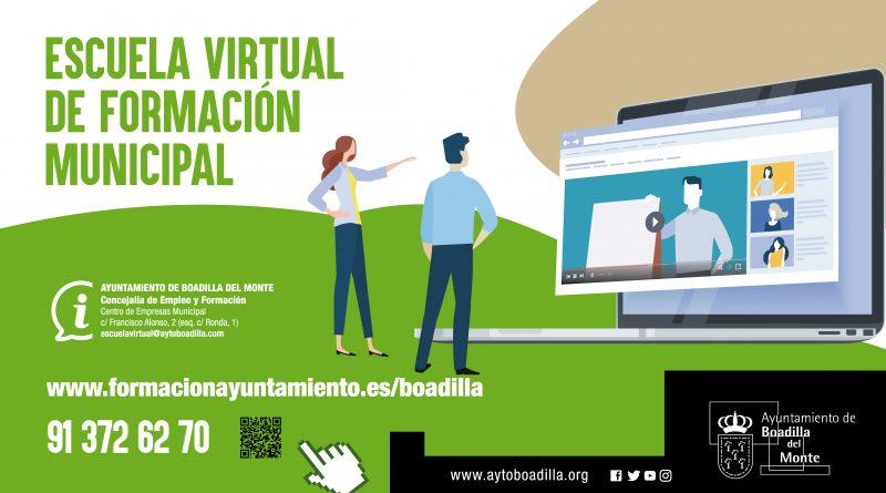 Teleboadilla. Escuela Virtual de Formación de Boadilla del Monte