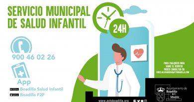Teleboadilla. Servicio de salud Infantil