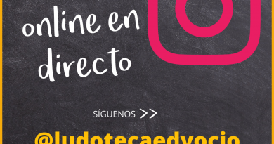 Teleboadilla. Cartel Ocio online para jóvenes