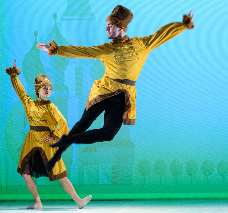 Telebodailla. Ballet El Cascanueces en Boadilla del Monte