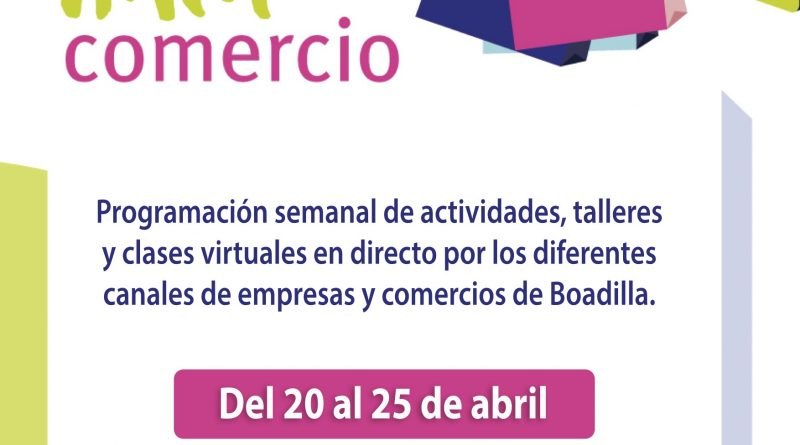 Teleboadilla. Aula de Comercio online