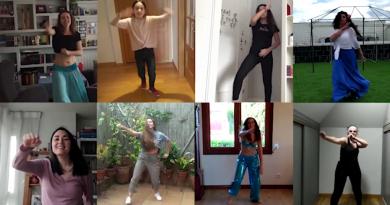 Teleboadilla. Vídeo de la Escuela de Pilar Domínguez de Boadilla