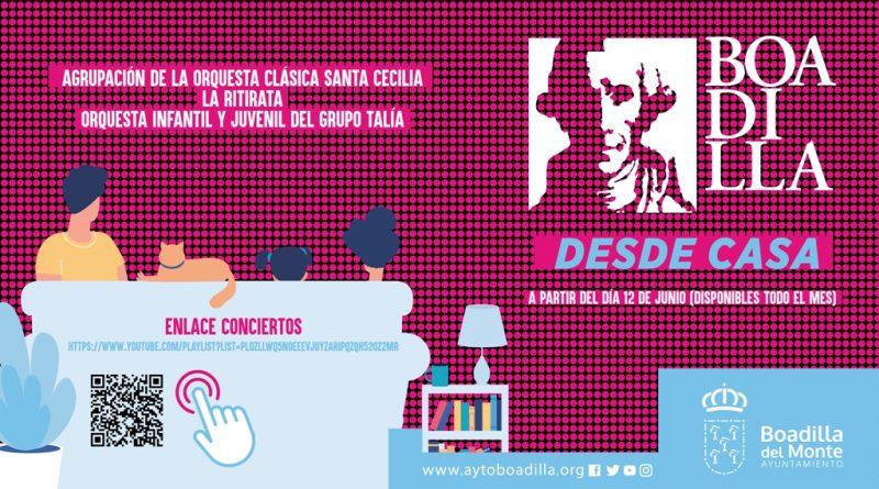 Teleboadilla. Boadilla Clásicos 2020 online
