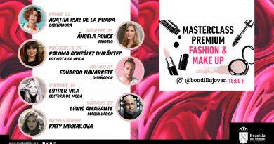 Teleboadilla. Masterclass de moda online