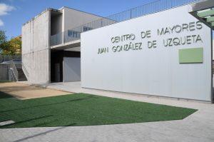 Teleboadilla. Centro de Mayores Juan González de Uzqueta