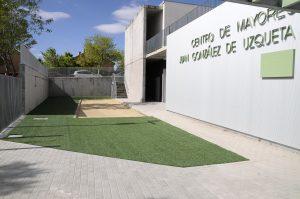 Teleboadilla. Centro de mayores Javi González de Uzqueta de Boadilla del Monte