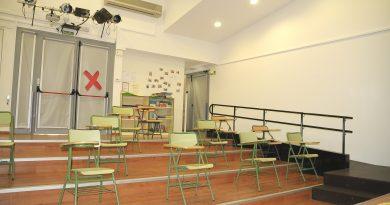 Teleboadilla. Renovación de pintura en los colegios de Boadilla