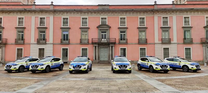 Teleboadilla. Seis nuevos vehículos para la policía local