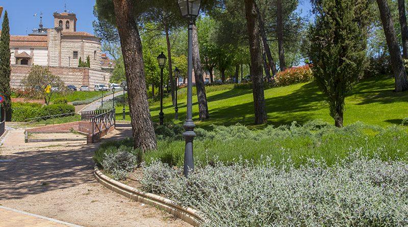 Teleoboadilla. Parque en Boadilla del Monte