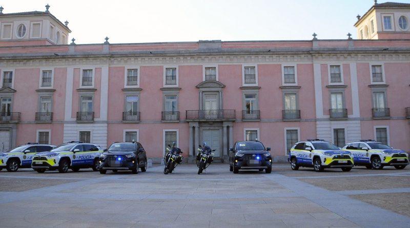 Teleboadilla. Seis Vehículos más para la Policía Local