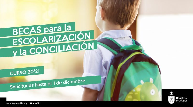 Teleboadilla. Ayudas a la escolarización y la conciliación
