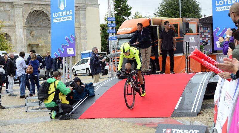 Teleboadilla. La contrarreloj ciclista de la Challenge by La Vuelta Femenina se disputa en Boadilla