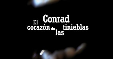 Tertulia literaria. El corazón de las tinieblas de Joseph Conrad