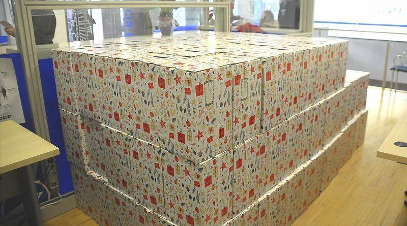 Cestas-Lotes Navidad para familias vulnerables Boadilla
