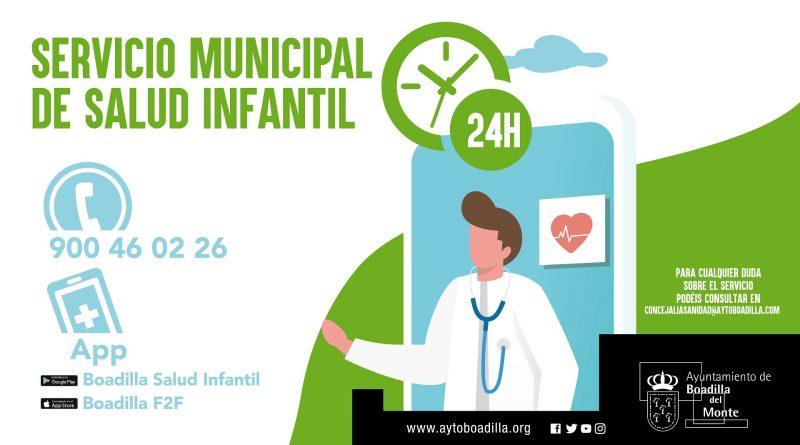 Teleboadilla. Servicio Municiapl de Salud Infantil de Boadilla del Monte