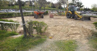 Teleboadilla. El área canina y la zona infantil del parque Gregorio Marañón cerrarán los próximos tres meses por actuaciones de mejora