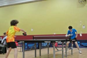 Boadilla Tenis de Mesa 4º en el torneo de talentos