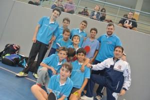 Club Boadilla Tenis de Mesa