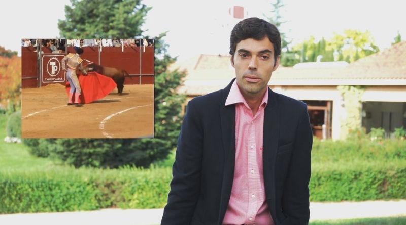 Torero Javier Portal