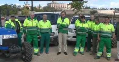 Servicio Mantenimiento zonas verdes