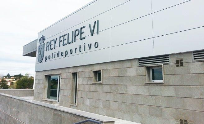 Polideportivo Rey Felipe VI de Boadilla del Monte