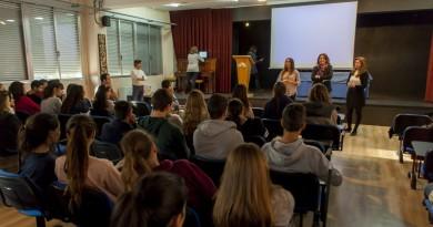 Alumnos de Boadilla unen conocimiento y solidaridad