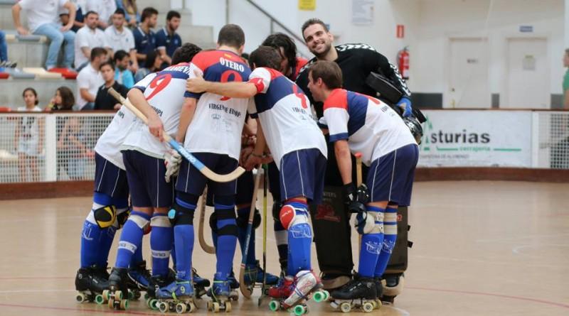 Hockey CVE Campeón de Invierno de 1ª Autonómica