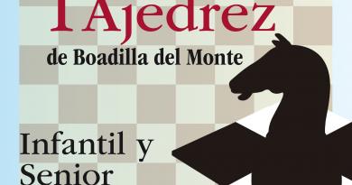 I Torneo de Ajedrez de Boadilla del Monte