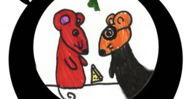 logo ratones coloraos ampa jose bergamin